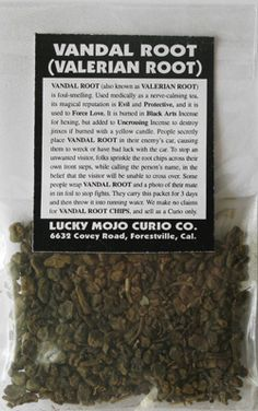Magick herbs used in traditional and folkloric African-American, Asian, and Latin American occult rituals and magic spells. Pagan Witchcraft, Magick Spells, Wiccan, What Is Valerian Root, Hops Vine, Luck Spells, Magic Herbs, Witch Herbs, Witches Brew