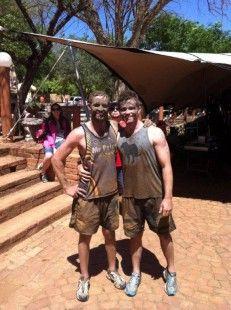 Impi Challenge 2012: Johannesburg. Get muddy!