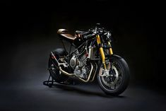 Years in the Making - Yamaha TRX850 Café Racer | Return of the Cafe Racers