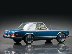 #Mercedes #SL #Pagode