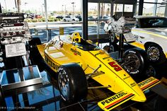 Rick Mears' Penske Racing PC-17 by KSWest, via Flickr