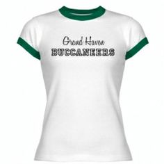 High School Ringer t-shirt.  Our shirts are customizable for any school in the USA :)