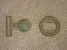 Excavated-Authentic-Civil-War-CS-Confederate-Belt-Buckle