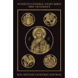 Ignatius Catholic Study Bible: New Testament (Paperback)By Curtis Mitch