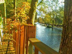 Boa tarde :D Verão de S. Martinho antes de chegar o frio a sério. O cristalino rio Vez em Arcos de  na tarde de ontem