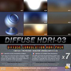 Free HDRI : 031-diffuse-hdri-pack-03 by lasaucisse