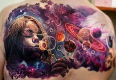 Bubbles - Cosmic Tattoos