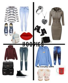 Hoodies by a-person-on-ployvore on Polyvore featuring polyvore, Mode, style, UNIF, Splendid, Simon Miller, Glamorous, Converse, Sole Society, Red Camel, Serpui, Bling Jewelry, Hatley, Pierre Hardy, fashion and clothing