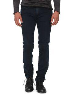 Pantalon Homme - Jean   Ace  ACNE STUDIOS - Blue black - serie     NOIRE 2c73b188818