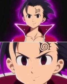 Seven Deadly Sins Anime, 7 Deadly Sins, Ghibli, Bandai Namco Entertainment, Seven Deady Sins, Dragon Rider, Samurai Jack, Ten Commandments, Light Novel