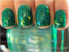 Pahlish Toxic and Timeless - steffels.