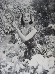 Vogue July 1954 - Photo by Norman Parkinson - @~ Watsonette