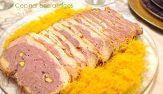 Menu de Fiesta 5   Cocinar en casa es facilisimo.com