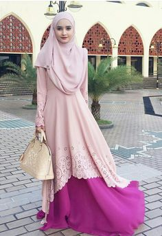 Sumayyah dress @bellaammara