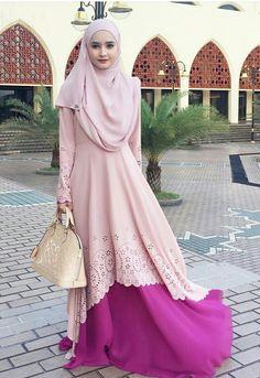 Sumayyah dress @bellaammara