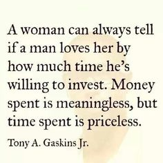 A Woman Can Always Tell…