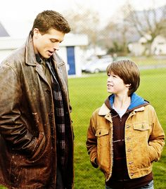 Young Sam and Dean  #Supernatural  #AfterSchoolSpecial  4.13