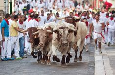 SAN FERMIN FESTIVAL IN PAMPLONA, SPAIN - 15 Festivals to Attend Before You Die | Fodors