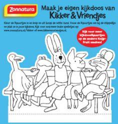 Kikker Kijkdoos kikker en vriendjes_klein_formaat Frog Theme Preschool, Crafts For Kids, Arts And Crafts, Preschool Lessons, New School Year, Childrens Books, Printables, Memes, Projects