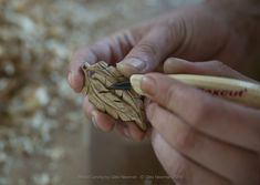 Twin Feather Pendant « Giles Newman Art Wood Carving