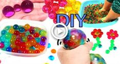 530761928 What to do with Orbeez or water beads: stress ball and spa #diy Juegos