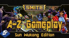 SMITE A-Z Gameplay #73 - Sun Wukong edition with BenskyGaming - 72 transformations my ass - counted three #bensky #benskygaming #smite #smitegame #smitegameplay #smiteatozgameplay #sunwukong #smitetips #smitetricks #howtoplaysmite #freetoplay #smitesunwukongbuild