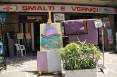 """http://delartcolori.com/  """"DEL ART"""" di Francesco De Luca - Via A. Diaz, 70/72 San Giuseppe Vesuviano (NA)  Tel. 081.827.12.84 - email: delart@aruba.it — a San Giuseppe Vesuviano."""