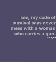 Derek Morgan amazes me with his knowledge.