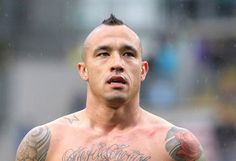 Fresh Radja Nainggolan Wallpaper HD - http://www.wallpapersoccer.com/fresh-radja-nainggolan-wallpaper-hd.html