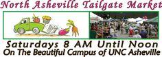 North Asheville Tailgate Market, Asheville North Carolina