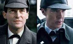 Sherlock Christmas special trailer pays tribute to classic Jeremy Brett series with shot-for-shot recreation of opening scenes Sherlock Series, Sherlock Bbc, Sherlock Fandom, Sherlock Christmas Special, Shot By Shot, Adventures Of Sherlock Holmes, Dr Watson, Jeremy Brett, Arthur Conan Doyle