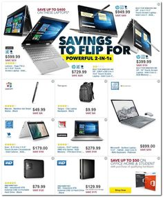 Best Buy Black Friday 2017 Ad Scan, Deals and Sales Best Buy's 2017 Black Friday ad is here! Starting at on Thanksgiving, Best Buy will start handing out tickets for their doorbusters. Catalogue Layout, Ad Layout, Black Friday 2019, Best Black Friday, Internet Router, Electronic Deals, Deal Sale, Catalog Design, Printable Coupons