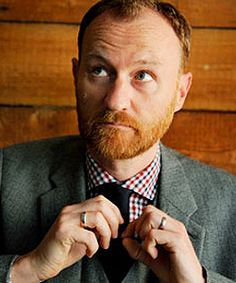 Mark Gatiss (aka Mycroft) I have an immense amount of respect for him