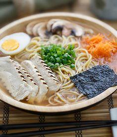 Fuck yeah, Japanese food!