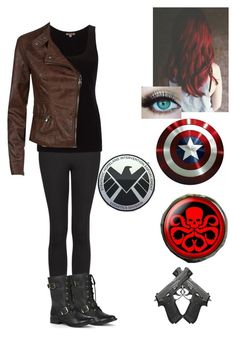 """The Winter Soldier"" by zlov989 ❤ liked on Polyvore featuring MANGO, Jigsaw, Sole Society, women's clothing, women's fashion, women, female, woman, misses and juniors"