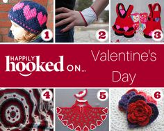 Hooked on… Valentine's Day! | Happily Hooked Magazine