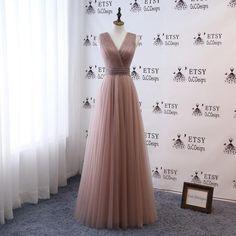 Simple Bridesmaid Dresses, Tulle Bridesmaid Dress, Prom Party Dresses, 15 Dresses, Tulle Dress, Sequin Dress, Sexy Dresses, Beautiful Dresses, Evening Dresses
