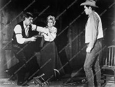 pic Robert Lansing TV western show The Virginian 11037-14