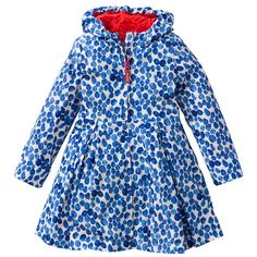 Kids Cavern - Oilily CHEYENNE Jacket | Oilily blue finger paint jacket - Armani Junior, D&G, Childrens Clothing, Designer clothes, fashion, Kids Cavern, D and G, Kids Clothing