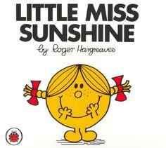 Sunshine - Roger Hangreaves illustrations