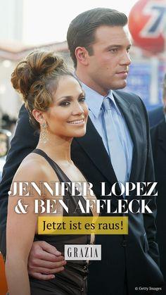 Was genau läuft da zwischen Jennifer Lopez und Ben Affleck? Diese Frage stellen sich momentan viele von uns und der neueste gemeinsame Auftritt des einstigen Traumpaares könnte nun Licht ins Dunkle bringen... #grazia #grazia_magazin #jlo #jenniferlopez #benaffleck #lovestories #stars #celebrities #hollywood Ben Affleck, Jennifer Lopez, Hot Stories, Hollywood, Movies, Movie Posters, Image, Light In The Dark, Films