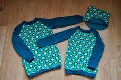 Maxi Stars Jersey sewing inspiration