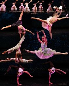 """The dancers of the IDCH"""", remembering the good times! (Photo 4 out of Contemporary Dance, Dancers, Good Times, Competition, Ballet, Movies, Movie Posters, Films, Film Poster"""