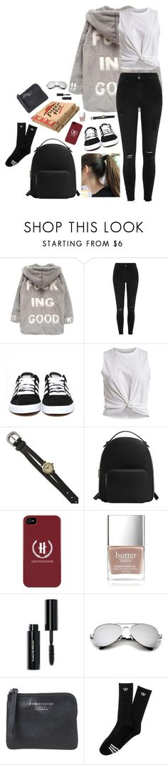 """""""Best day"""" by youngsmile ❤ liked on Polyvore featuring Chicnova Fashion, River Island, adidas, VILA, BillyTheTree, MANGO, Masquerade, Butter London, Bobbi Brown Cosmetics and Acne Studios"""
