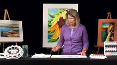 Painting with Dr. Ph. Martin's Hydrus Fine Art Liquid Watercolour - Jack...