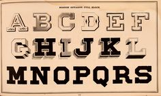 The Art of Lettering and Sign Painter's Manual,  by Allen P. Boyce