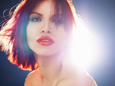 Red Hair by Milan Ilic on 500px