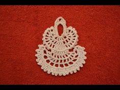 Christmas Angel – Crochet Tutorial - Design Peak