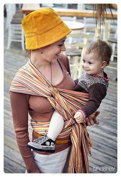 Woven WrapIf you think about babywearing Natibaby wraps are the perfect choice. They provide outstanding comfort and safety not only for newborns but also for toddlers.Na Woven Wrap, Baby Wraps, Cloth Diapers, Baby Wearing, Winter Hats, Hipster, Stripes, Unique, Cotton