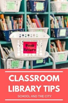 Classroom Library Organization: Reading Level or Genre? | School and the City
